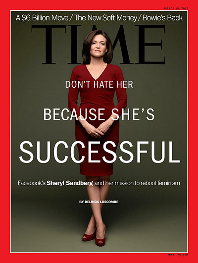 Mar 18, 2013 cover of Time Magazine